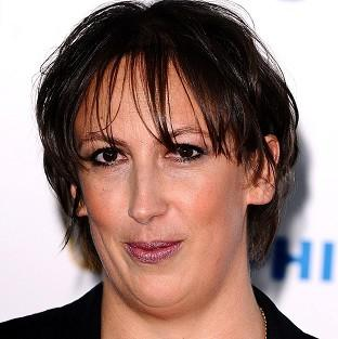 Miranda Hart's character got married in the finale of Call The Midwife
