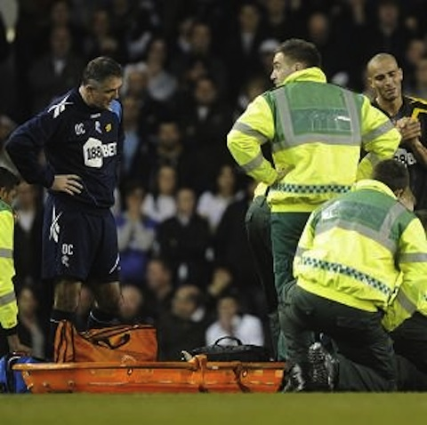 VIDEO: Muamba's heart stopped for two hours