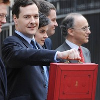 Corporation tax cut to 24% in April