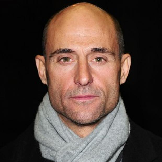 Mark Strong plays the head of the Afghan Pakistan division of the CIA in the movie