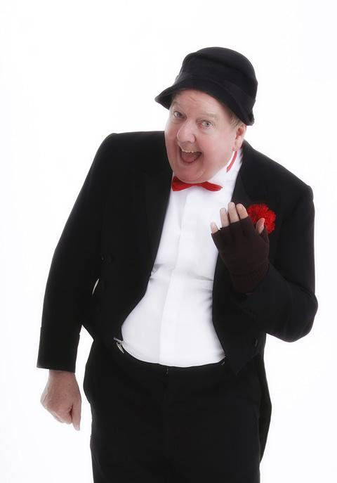 Comedian Jimmy Cricket