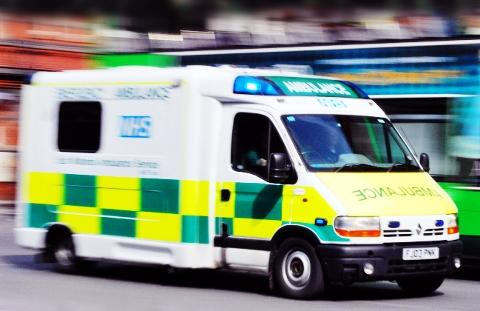Woman taken to hospital after being hit by firework in Blackburn
