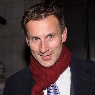 A survey found that 63 per cent of voters believe Culture Secretary Jeremy Hunt should resign