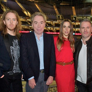 Andrew Lloyd Webber has enlisted Tim Minchin, Melanie C and Chris Moyles to star in Jesus Christ Superstar