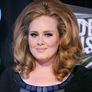 Adele was ranked at number 24 in the Forbes list