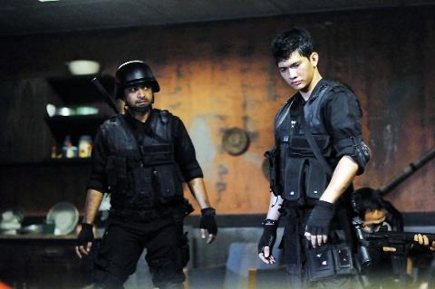 Review: The Raid (18)