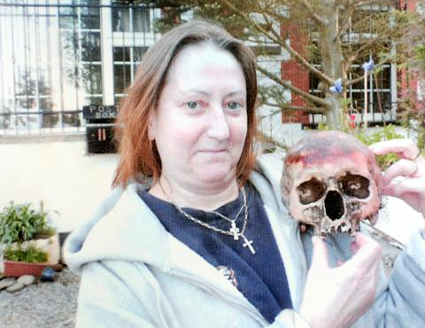 Human skull found in Hapton woods by dog walkers