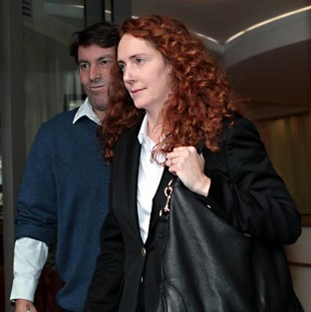 Rebekah and Charlie Brooks are due to appear at Southwark Crown Court for a preliminary hearing