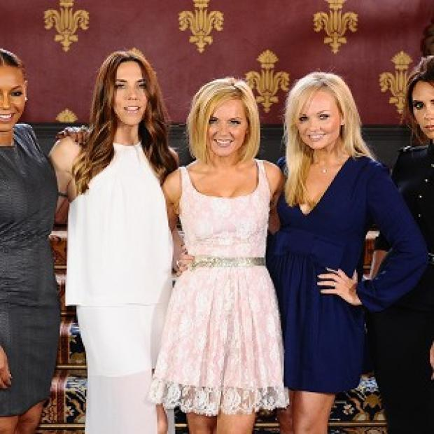 The Spice Girls would like to see drama school pupils cast in their musical