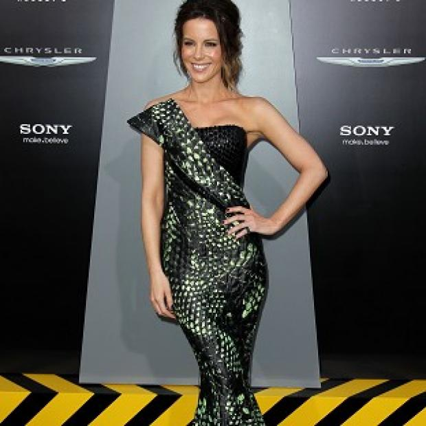 Kate Beckinsale plays villain Lori in the Total Recall remake
