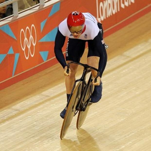 Bolton's golden boy Jason Kenny storms to sprint gold