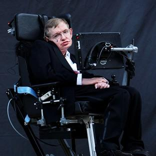 Professor Stephen Hawking led a cast of stars who spoke of their pride at being part of the London 2012 Paralympics opening ceremony