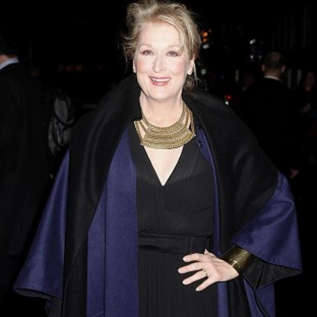 Meryl Streep reckons girls are more interested in the workings of relationships than boys