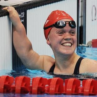 Great Britan's Ellie Simmonds has been one of the standout performers of the games with two golds and a bronze so far