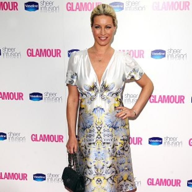 Denise Van Outen will compete in Strictly Come Dancing