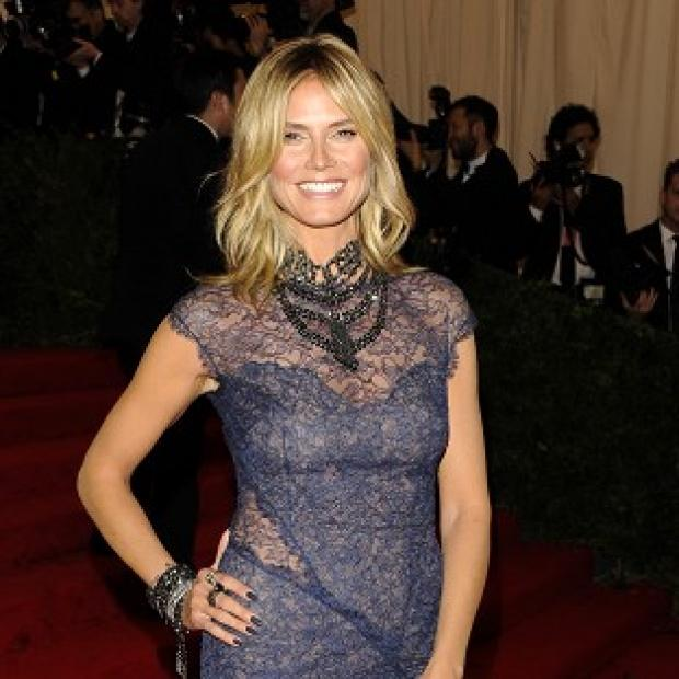 Heidi Klum says she has started seeing her bodyguard
