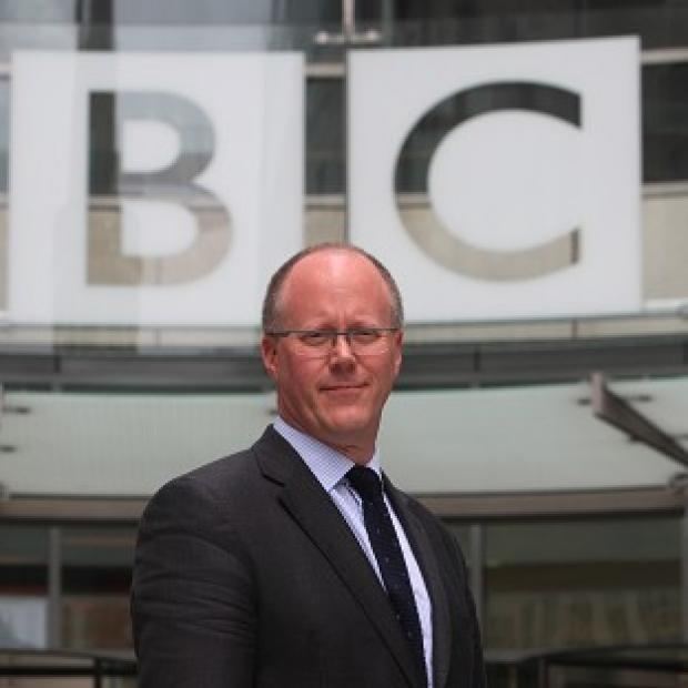 George Entwistle starts work as director-general of the BBC on Monday
