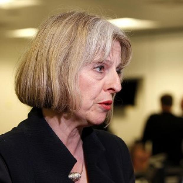 Home Secretary Theresa May reaffirmed the Government's position that police officers should not be routinely armed