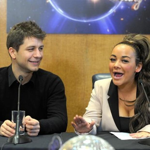 Chelsee Healey said she would be jealous watching Pasha Kovalev dance with his new partner Kimberley Walsh