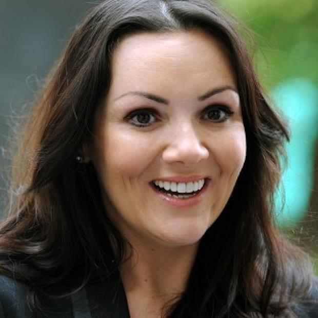 Martine McCutcheon said her mother had 'said for ages that Jack was The One'