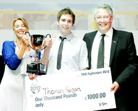 Blackburn apprentice named best in country