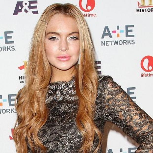 Lindsay Lohan is on the mend after her hospital stay