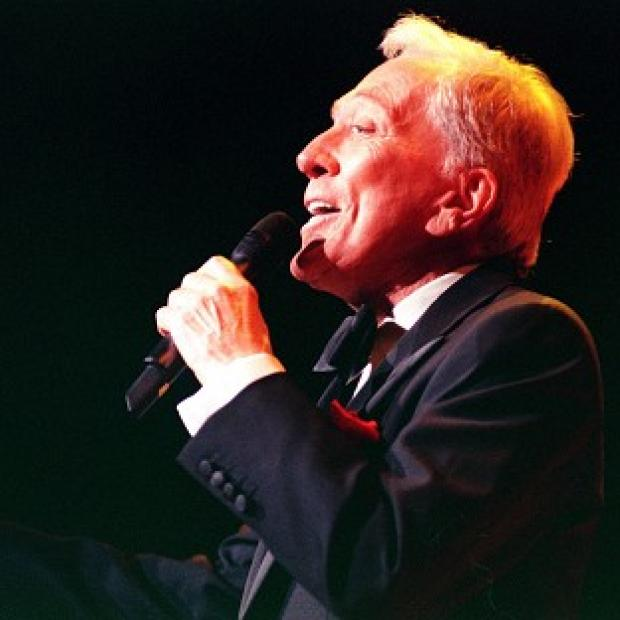 American singer Andy Williams has died aged 84