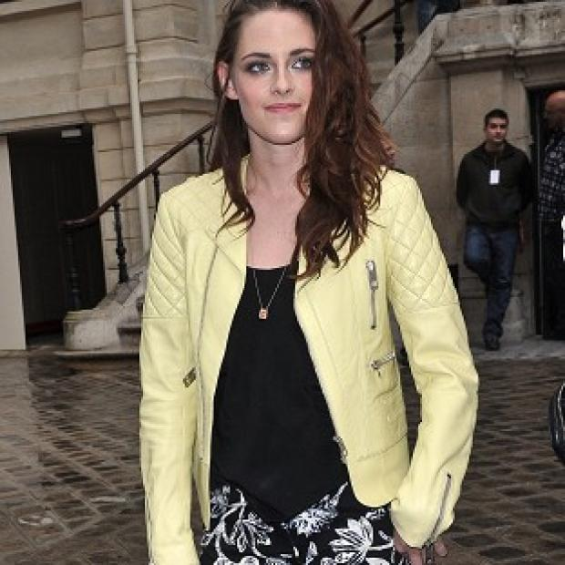 Kristen Stewart has been attending Paris Fashion Week
