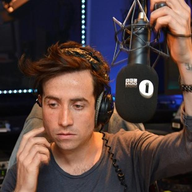 Nick Grimshaw is getting to sleep with the help of nature documentaries
