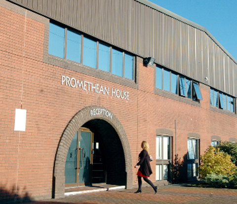 Revenues fall at Blackburn firm