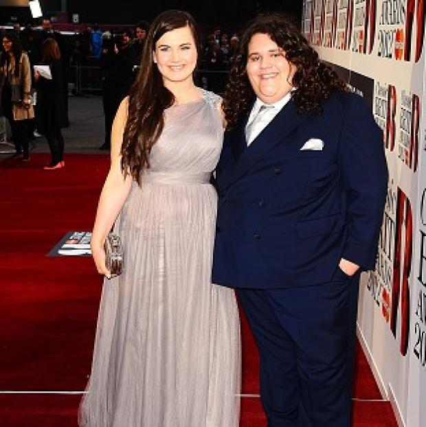 Charlotte Jaconelli and Jonathan Antoine are enjoying chart success with their debut album