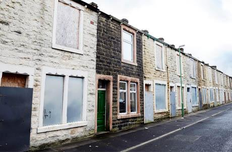 WAIT Residents are fed up with the state of Pendle Street