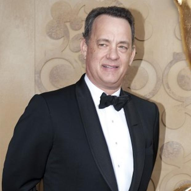 Tom Hanks has said sorry for swearing on live TV