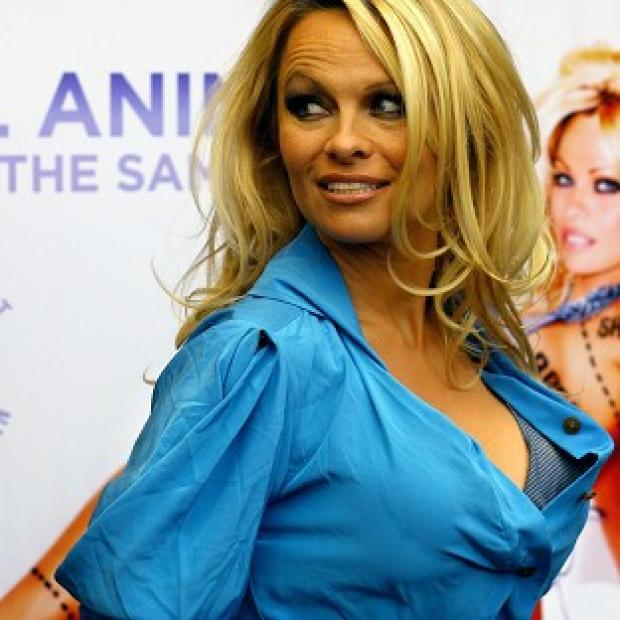 Pamela Anderson is reportedly set to get her skates on for Dancing On Ice