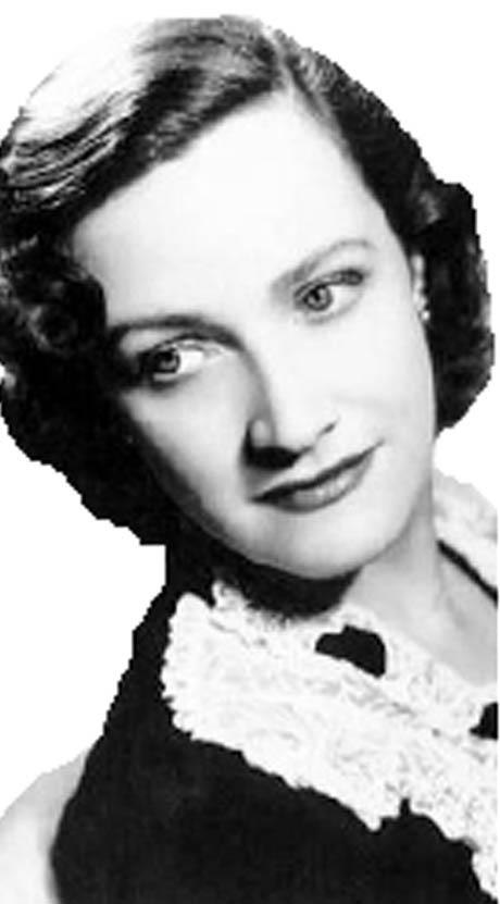 STAR VOICE The peerless Kathleen Ferrier