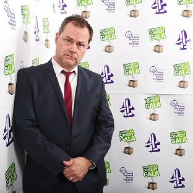 Jack Dee is enjoying his stand-up again