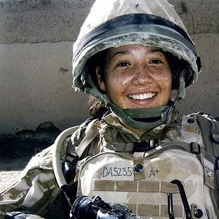 Corporal Channing Day died while on patrol in Helmand Province, Afghanistan