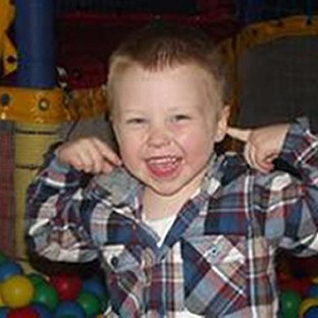 Four-year-old Bailey Allen was among four people who died in the house fire at Prestatyn, North Wales