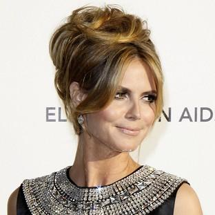 Heidi Klum is nervous about hosting the European MTV Music Awards