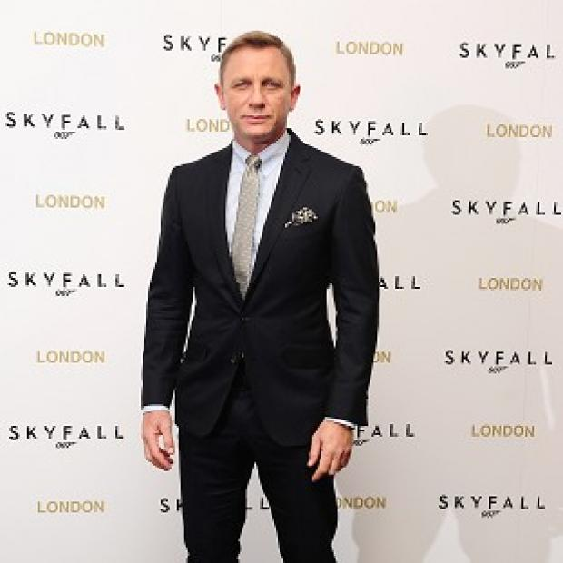 Daniel Craig's latest Bond film Skyfall has set a new record at the US box office