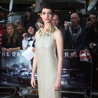 Anne Hathaway has confirmed she will be on board Steven Spielberg's Robopocalypse