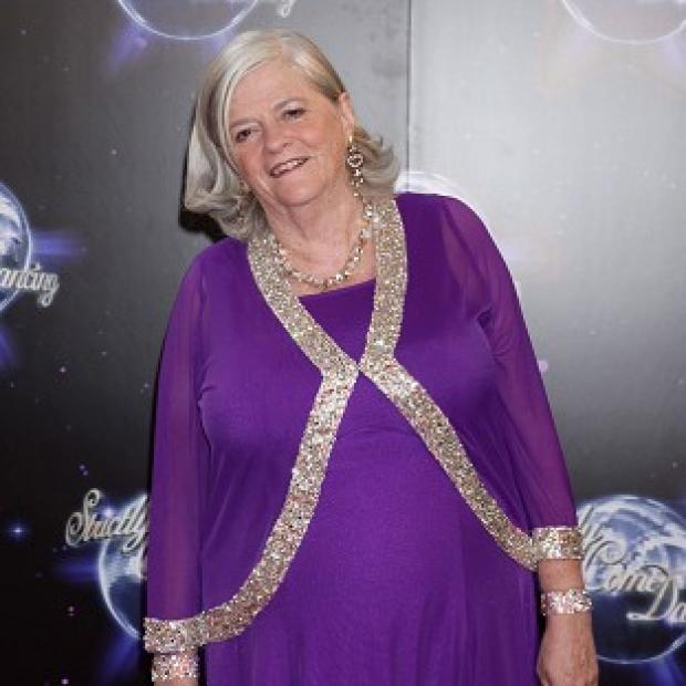 This Is Lancashire: Ann Widdecombe is returning to Strictly Come Dancing for a Children In Need special