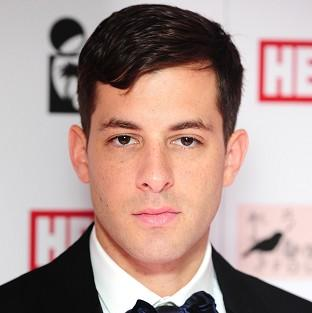 Mark Ronson arrives at the Amy Winehouse Foundation Ball in London