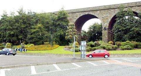 Vital repairs for Accrington's historic viaduct