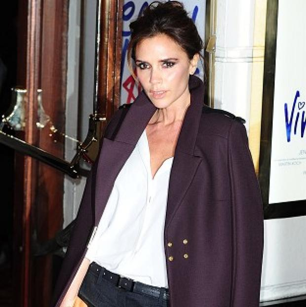 This Is Lancashire: Victoria Beckham was singing and dancing in the loo at the Viva Forever! after party