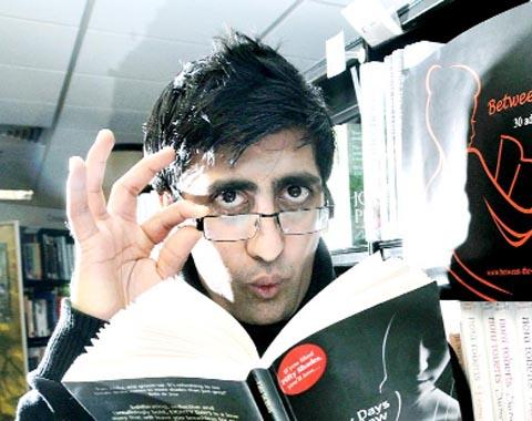 CHICK LIT Librarian Mohamed Patel takes a sneaky peek at what all the fuss is about