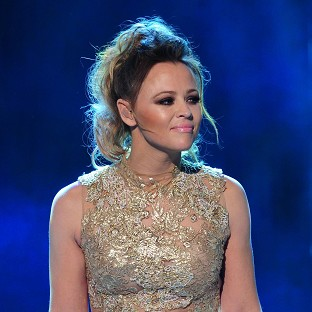 Kimberley Walsh wowed the judges