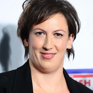 Miranda Hart said the under-age pregnancy storyline in Call The Midwife was 'moving' to film