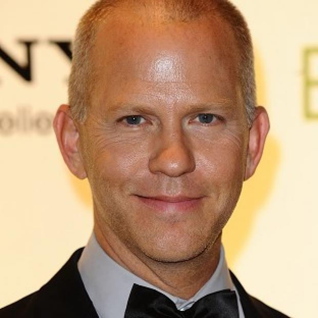 Glee creator Ryan Murphy has become a dad
