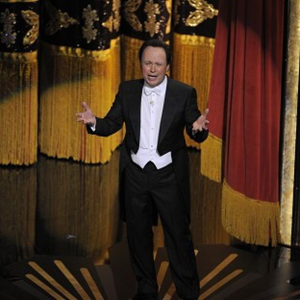 Billy Crystal wouldn't rule out another Oscars presenting stint